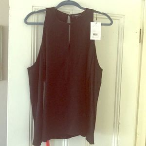 Beautiful Theory cold shouldered top!
